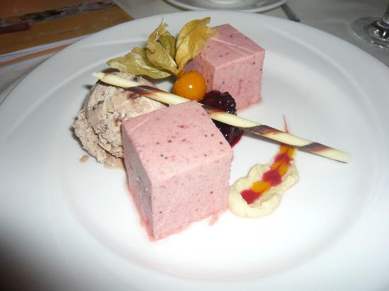 Resort Die Wutzschleife: Dessert