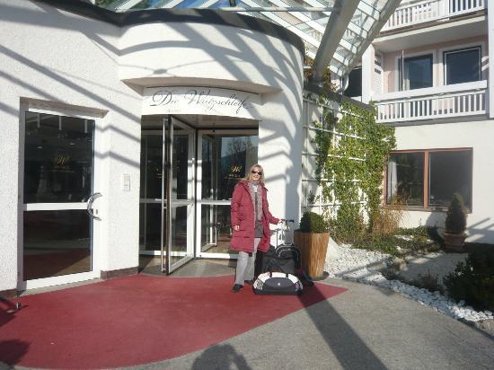 Resort Die Wutzschleife: Eingang