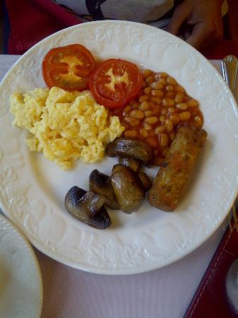 Lorna Doone House: Lovely breakfast