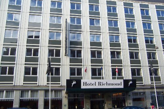 ProfilHotels Richmond Hotel: Rumoerig hotel