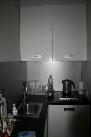 Hotel Bergs: Кухня