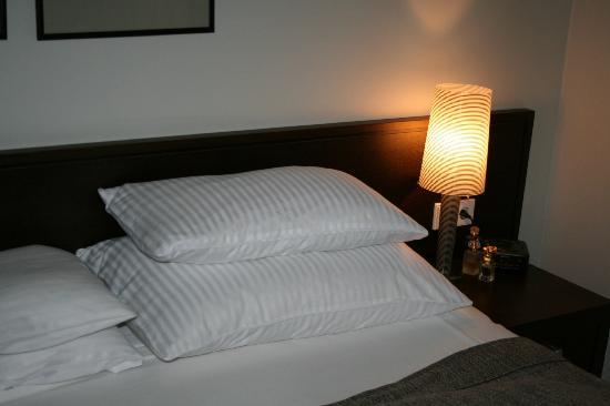 هوتل بيرجس: Спальня 
