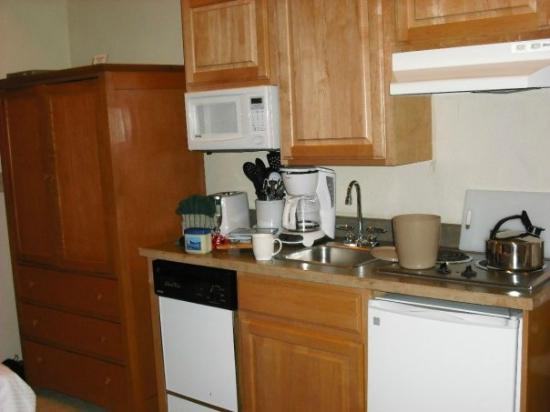 Grand Timber Lodge: Spacious kitchen