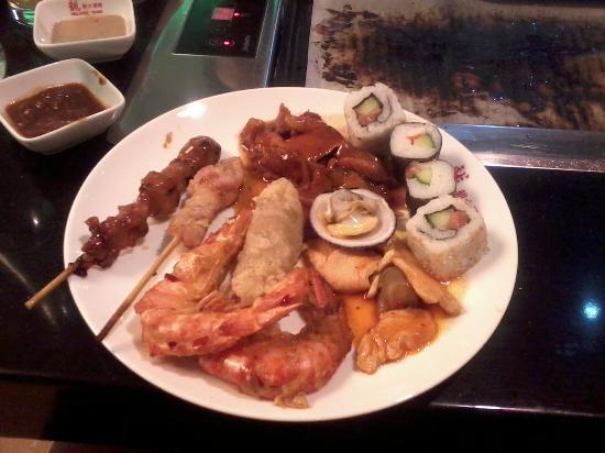 Délices Yang : specialità asiatiche a buffet