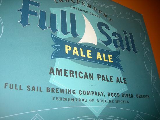 Full Sail Brewing Co: Full Sail Entrance