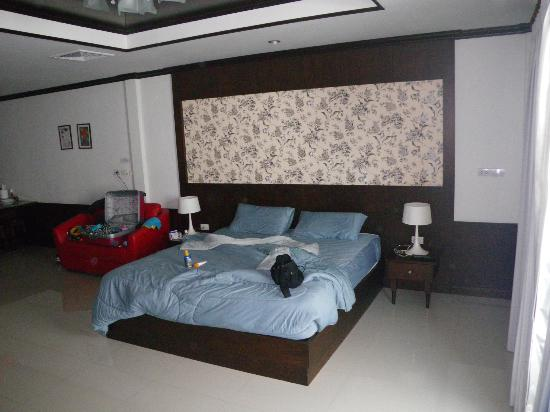 The Panwa Guesthouse: vue chambre2