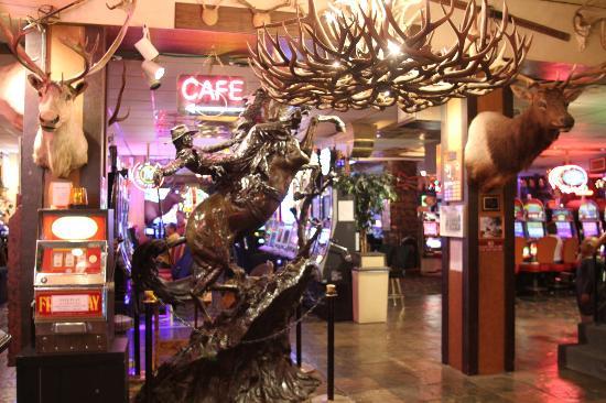 Hotel Nevada: Lobby