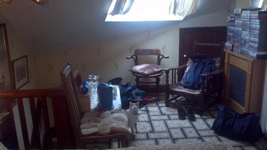Ye Sleeping House: Attic