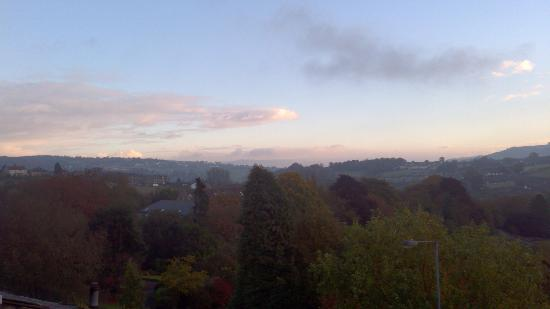 Ye Sleeping House: The View