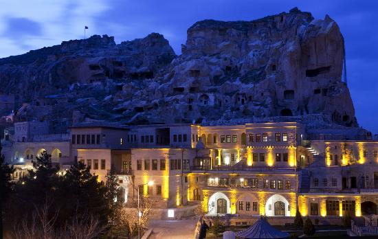 Fresco Cave Suites/Cappadocia: Fresco Cave Suites
