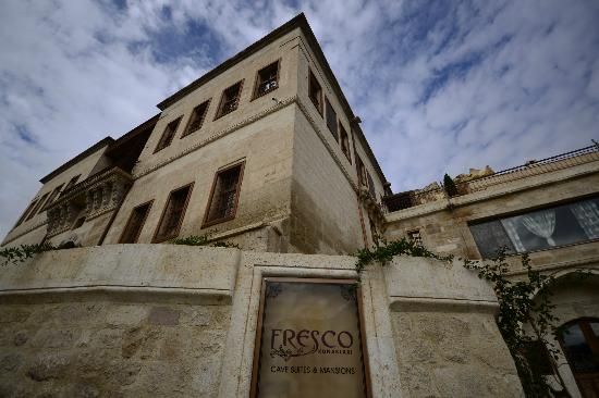 Fresco Cave Suites & Mansions: Fresco Selamlık Mansion part