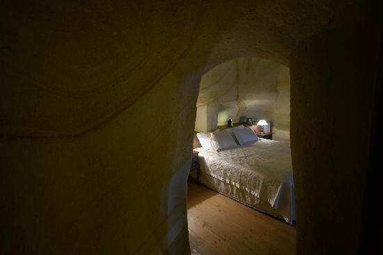 Fresco Cave Suites & Mansions: Sarı Magara Cave Room