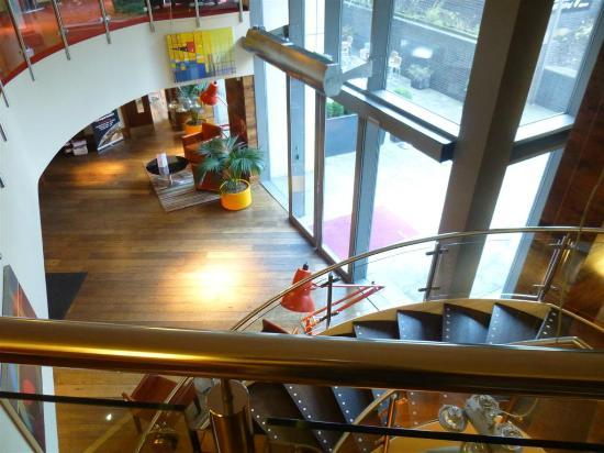 Nitenite Birmingham: Looking Down at Entrance