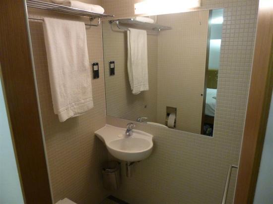 Nitenite Birmingham: Shower room