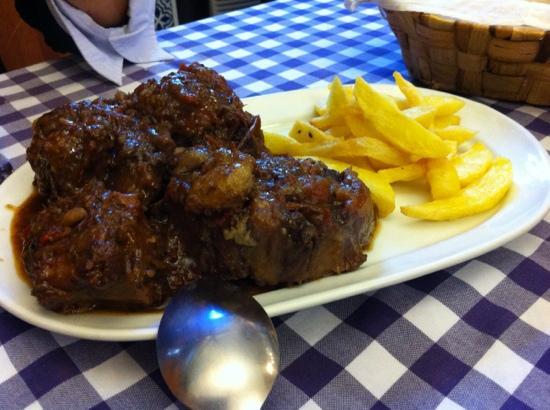 Rabo de toro fotograf a de restaurante casa ricardo madrid madrid tripadvisor - Casa ricardo madrid ...