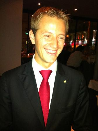 Il Vino: Matteo Ghiringhelli - melhor sommelier da Itália em 2010