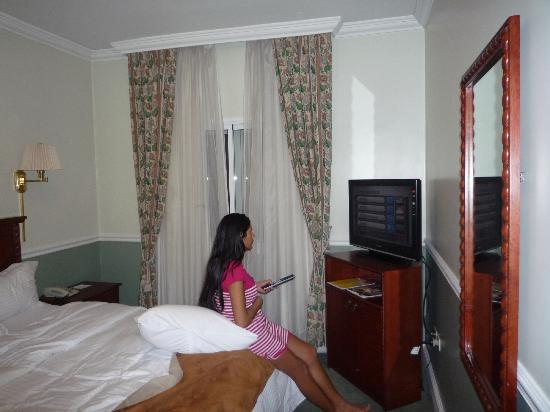 Hotel Villa Morra Suites: Suite