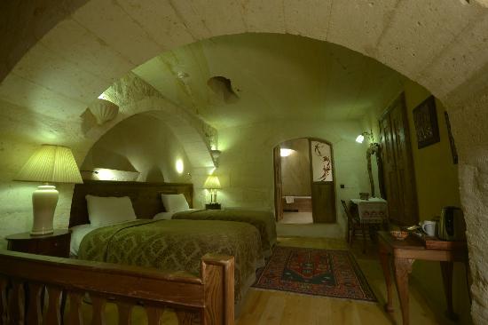 Fresco Cave Suites & Mansions: Delikli Magara Cave Room