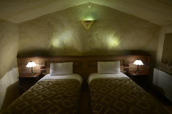 Fresco Cave Suites & Mansions: Sarı Oda Cave Room