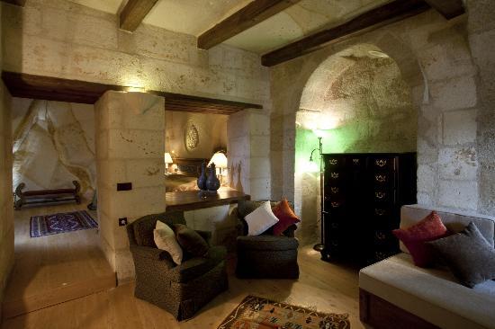 Fresco Cave Suites & Mansions: Yesari Cave Room