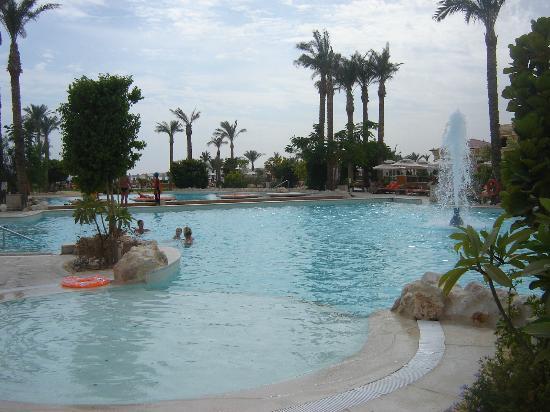 Sunwing Waterworld Makadi Hotel: piscine