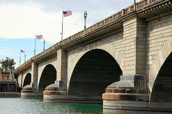 Lake Havasu City, AZ: London Bridge, Lake Havasu, Arizona