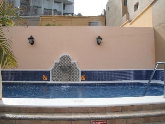 Hotel la Siesta: alberca