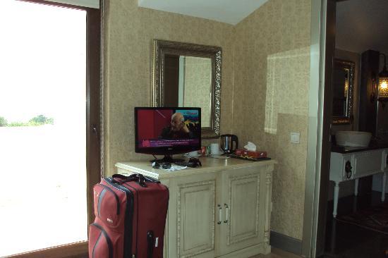 Sokullu Pasa Hotel: tv