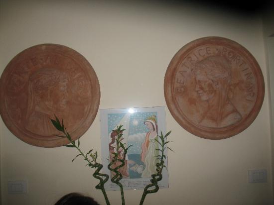 Relais Dante e Beatrice : Alighieri e Portinari (Dante e Beatrice)