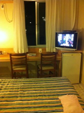 Hotel Vermont: quarto