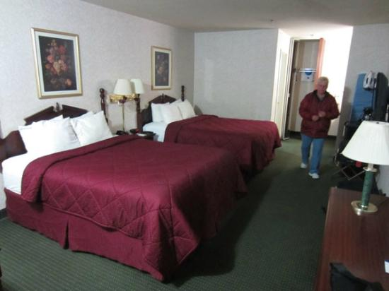 Comfort Inn Yosemite Area: large room