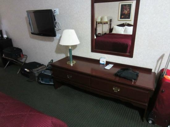 Comfort Inn Yosemite Area : nice furniture