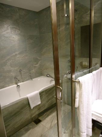 Grand Hyatt Berlin: Bath