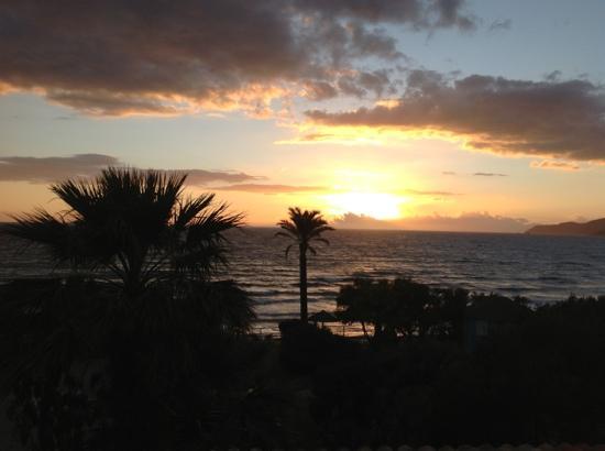 Hotel Stella Maris: stunning sunsets