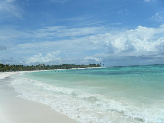 Barcelo Maya Palace: Caribe beach