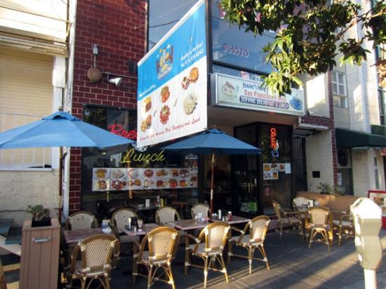 Joanie Cafe San Francisco