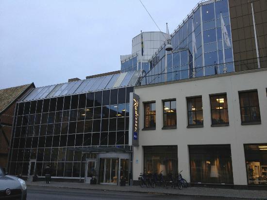 Radisson Blu Hotel, Malmo : Hotel exterior