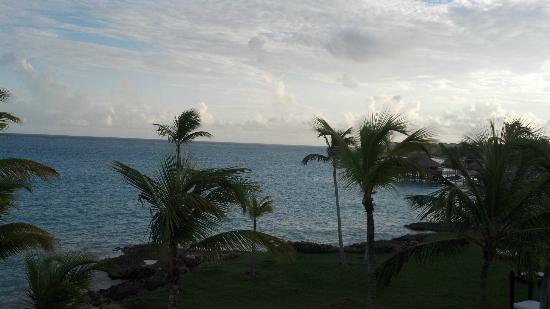 Sanctuary Cap Cana by AlSol: view from castle