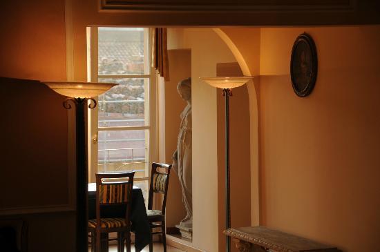 BEST WESTERN Hotel San Donato: sitting nook