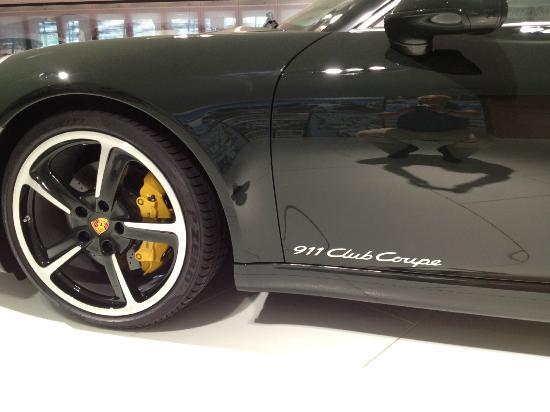 Porsche-Museum: Sondermodell 911 Club limitiert auf 13 Exemplare