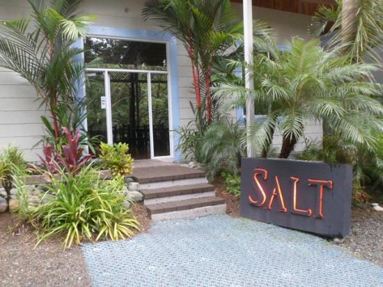 Salt: The beautiful Entrance...