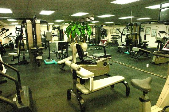 Kahana Falls: Fitness Center