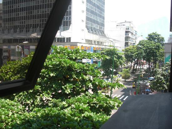 Mar Ipanema Hotel: vista desde ventana