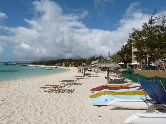 Silver Beach Hotel Mauritius November