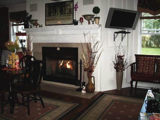 بروكسايد إن آت لاورنز: Great Room