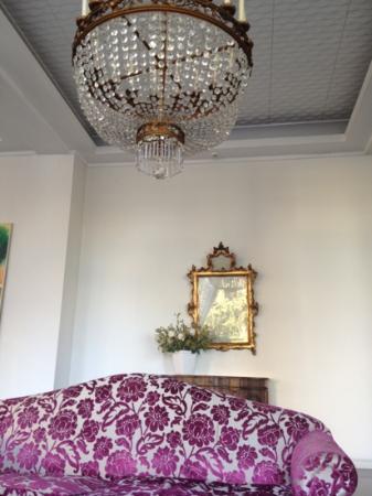 Hotel Smeraldo Terme : particolare hall