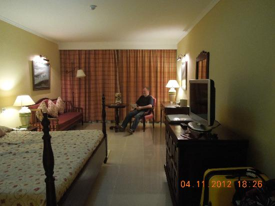 Iberostar Grand Trinidad: our room