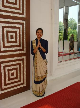 The Oberoi, Gurgaon: The delightful staff