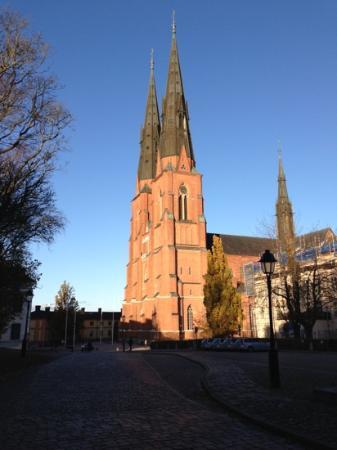 Καθεδρικός Ναός Ουψάλα: Uppsala Domkyrka