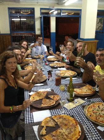 The Italian Job: the italians!